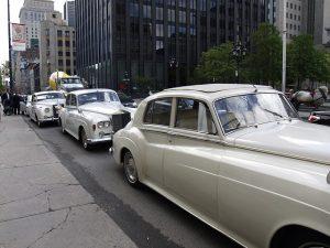 A może tradycyjny samochód do ślubu?