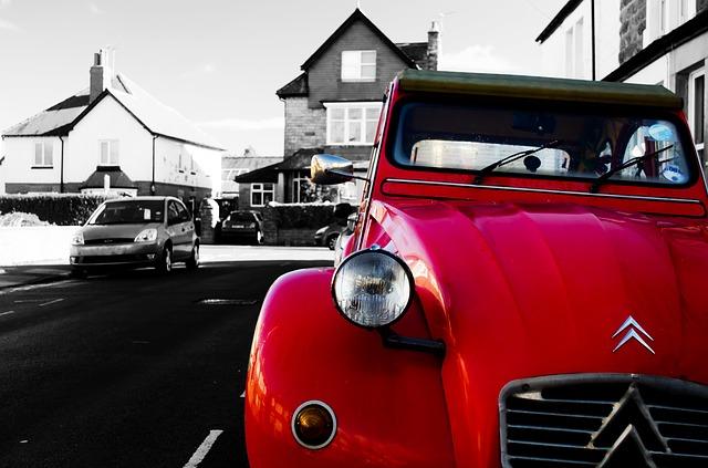 Naprawa auta – części citroen
