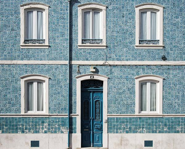 Drzwi na terenie Katowic
