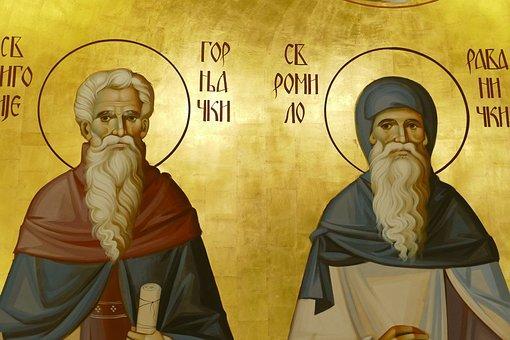 Ikona z wizerunkiem apostoła